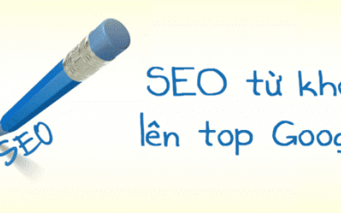 Lý do cần SEO từ khóa lên TOP Google cho website